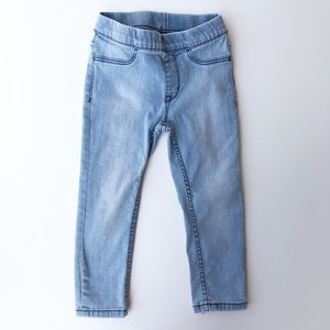 H&M | Baby Girl Legging Skinny Pull On Jeans